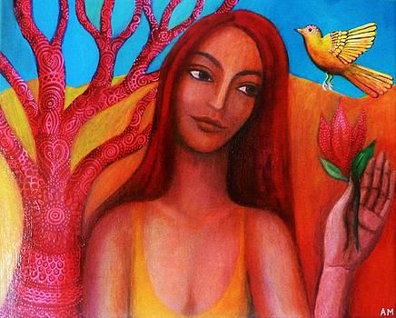 Yellow Bird by Alice Mason