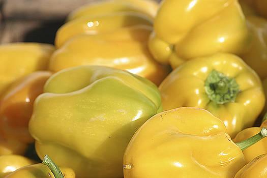 Chuck Kuhn - Yellow Pepper