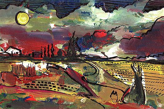 Yellow Sun by John Gholson