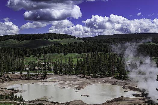 Yellowstone Tar Pits by Jason Moynihan