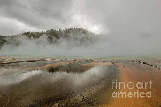Yellowstone's Beauty by Sue Smith