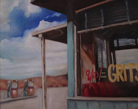 Yes we have GRITS by Maria Milazzo
