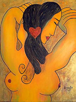 Yin and Yang by Renate Dartois