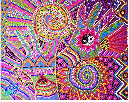 Yin and Yang by Vijay Sharon Govender