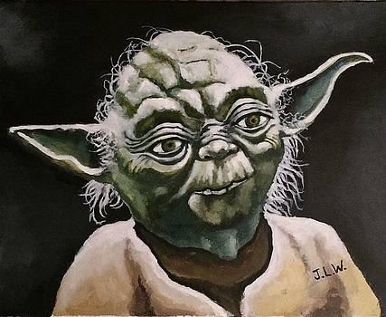 Yoda by Justin Lee Williams