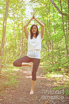 Nina Stavlund - Yoga..