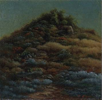 Yorba Linda Landscape by Michael Ryan