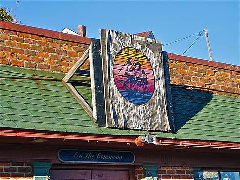 Yorktown Pub by E Robert Dee