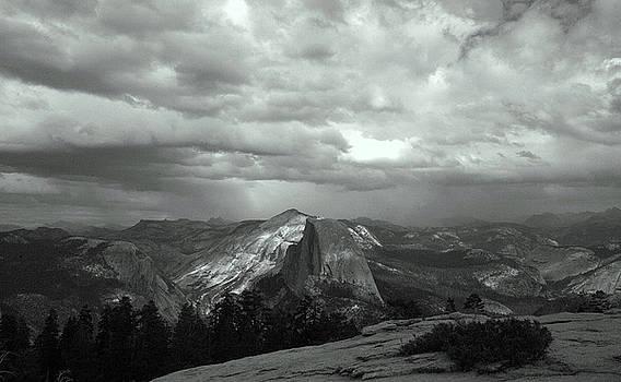 Chuck Kuhn - Yosemite Half Dome