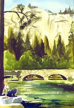 Yosemite I by Bill Meeker