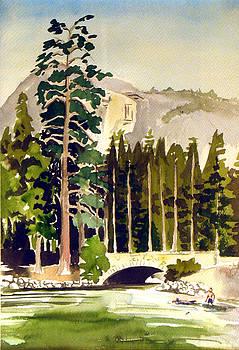 Yosemite II by Bill Meeker