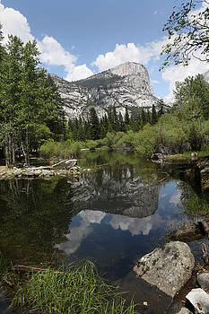 Yosemite Mirror Lake by David Yunker