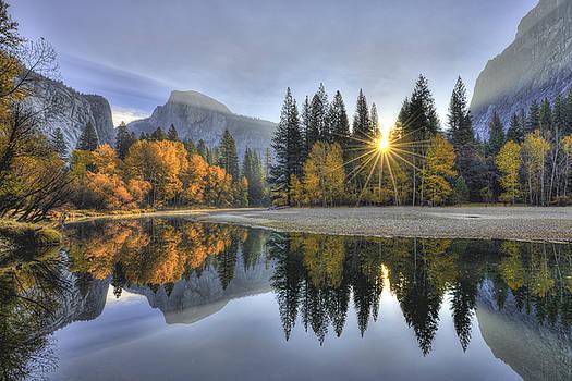 Yosemite Reflections by Mark Whitt