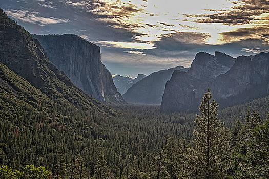 Yosemite Valley Sunrise by Phil Abrams