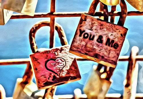 You and Me by Marian Palucci-Lonzetta