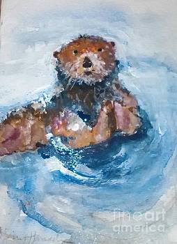 You Otter Be In Pictures by Sherry Harradence