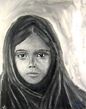 Young Girl by Bob Hasbrook