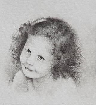 Young Girl by Rachel Christine Nowicki