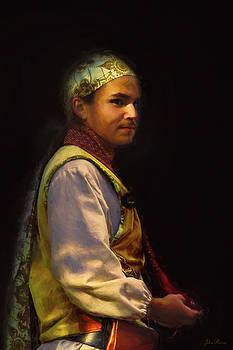Young Man by John Rivera