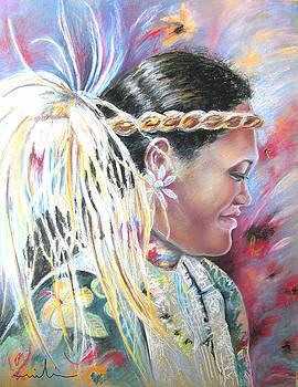 Miki De Goodaboom - Young Polynesian Mama