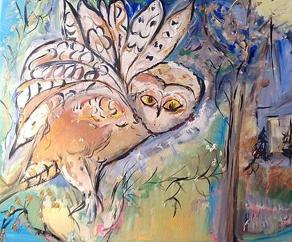 Your a hoot  by Judith Desrosiers