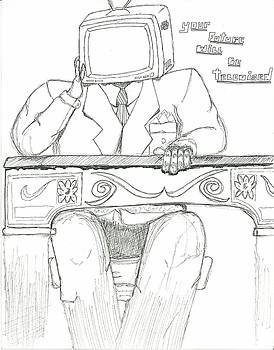 yOur Future Will Be Televised by Devrryn Jenkins