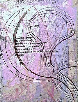 Your spirit by Nereida Slesarchik Cedeno Wilcoxon