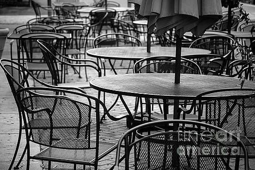 Your Table is Ready  by JW Hanley