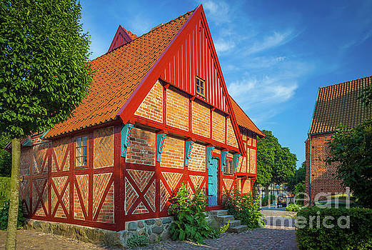 Ystad Old House by Inge Johnsson