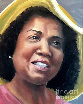 Yvonne by Diane Daigle