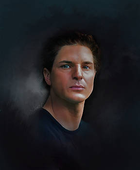 Zak Bagans Ghost Adventures by Jennifer Hickey