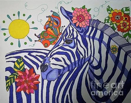 Zebra and Things by Alison Caltrider