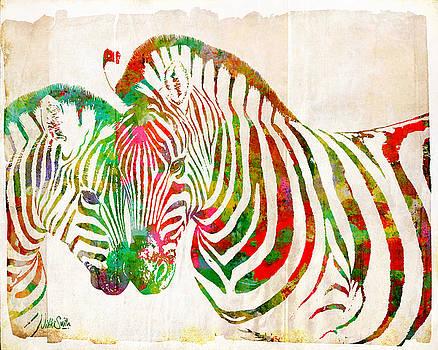 Nikki Smith - Zebra Lovin