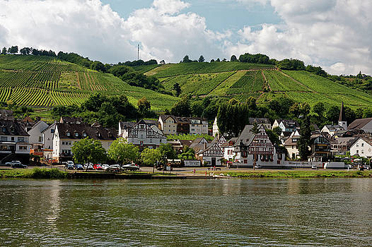 Zell Germany by Sally Weigand