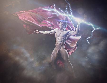 Zeus by Marcin and Dawid Witukiewicz