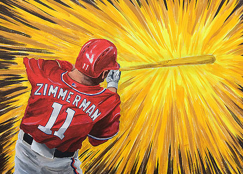 Zimmerman Blast by Paul Nichols