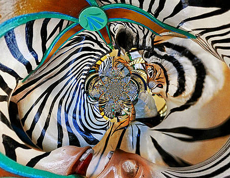Marty Koch - Zoo Animal Abstract