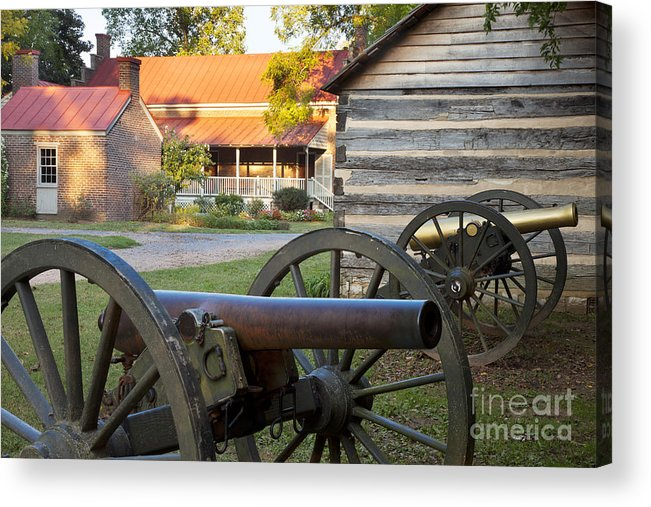 Carter Acrylic Print featuring the photograph Battle Of Franklin by Brian Jannsen