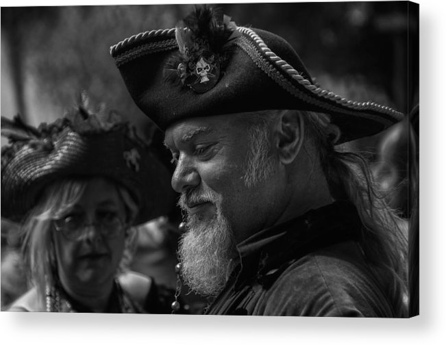 Parade Acrylic Print featuring the photograph Pirates by Mario Celzner
