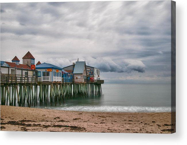 Guy Whiteley Photography Acrylic Print featuring the photograph The End Of The Season by Guy Whiteley