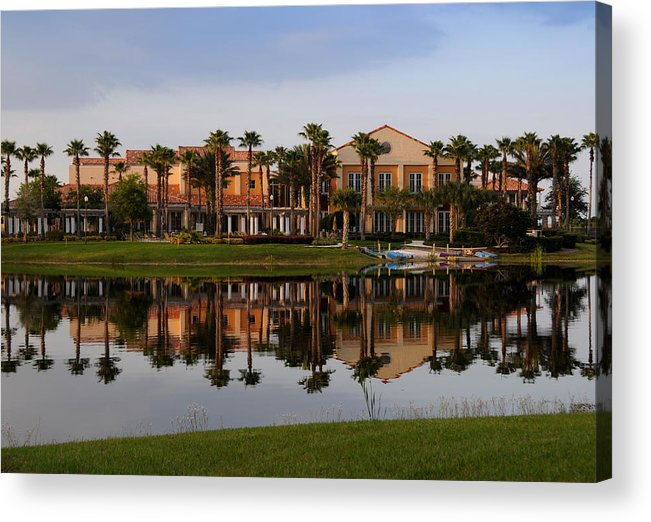 Huisken Acrylic Print featuring the photograph Solivita by Lyle Huisken