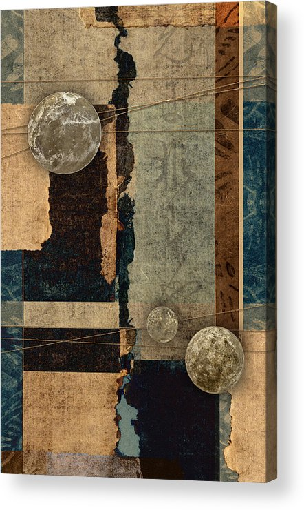 Planet Acrylic Print featuring the photograph Planetary Shift #2 by Carol Leigh