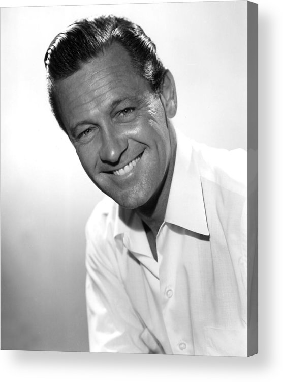 1950s Movies Acrylic Print featuring the photograph Picnic, William Holden, 1955 by Everett