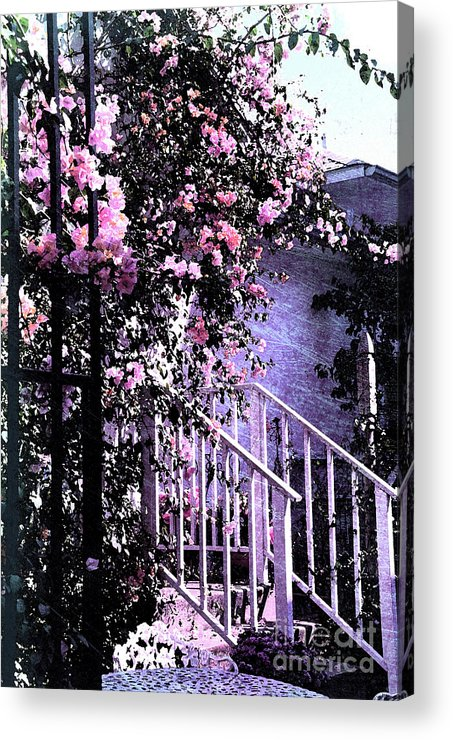 Endless Acrylic Print featuring the photograph Endless Summer by Susanne Van Hulst