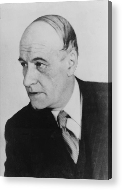 History Acrylic Print featuring the photograph Jos� Ortega Y Gasset 1883-1955, Spanish by Everett