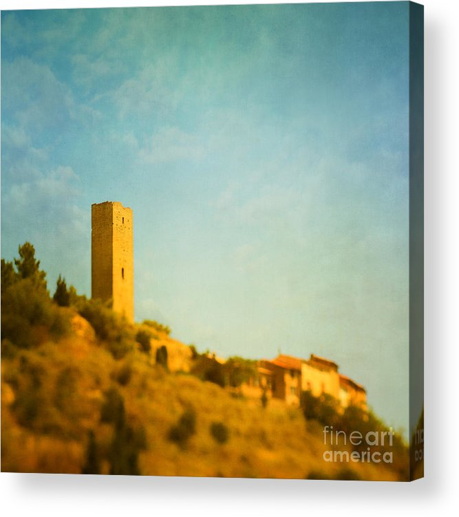 Montaday Acrylic Print featuring the photograph Montaday Tour by Paul Grand