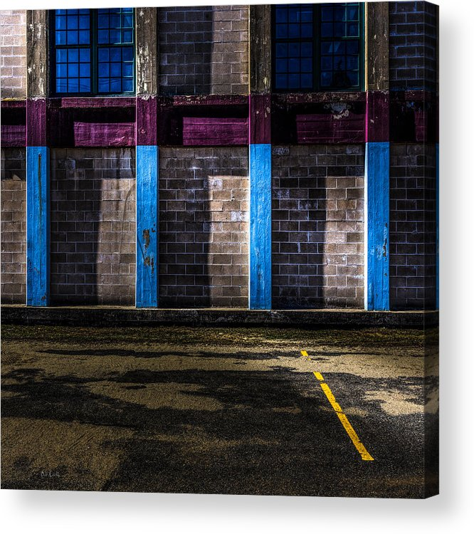 Bates Acrylic Print featuring the photograph Bates Mill Morning Light by Bob Orsillo
