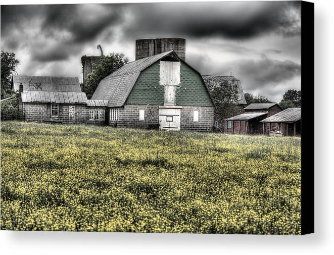 Grey Scale Canvas Print featuring the photograph Grey Scale by JC Findley