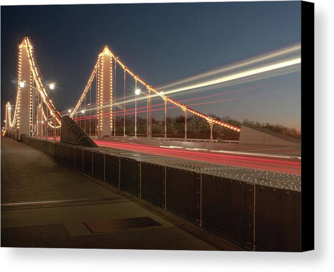 Horizontal Canvas Print featuring the photograph Speed by Photography Aubrey Stoll