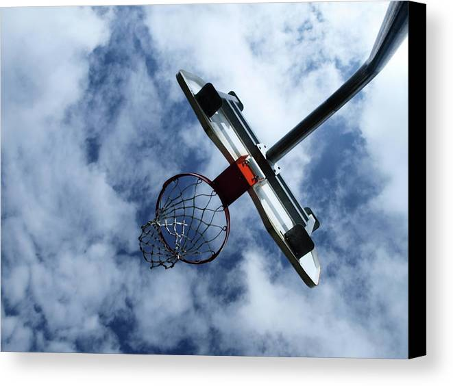 Long Shot Canvas Print featuring the photograph Long Shot by Tom Druin